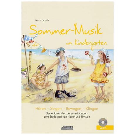 Schuh, K.: Sommer-Musik im Kindergarten