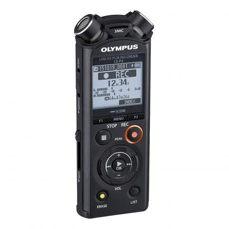 OLYMPUS LS-P2 Recorder