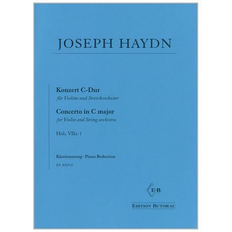 Haydn, J.: Violinkonzert Hob. VIIa:1 C-Dur