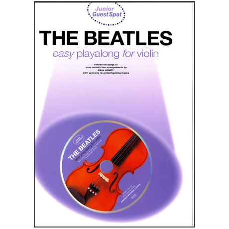 The Beatles - Easy Playalong (+CD)