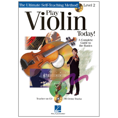 Play Violin Today Vol. 2 (+CD)