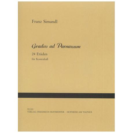 Simandl, Franz: Gradus ad Parnassum