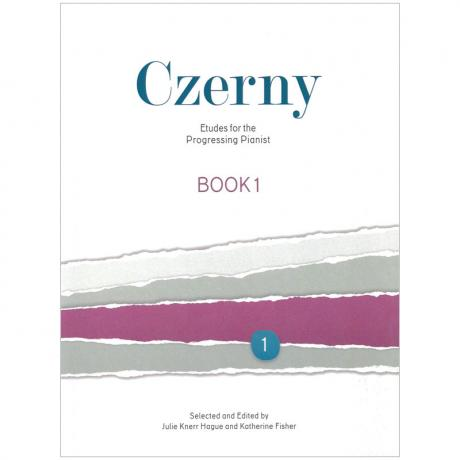 Czerny, C.: Etudes for the Progressing Pianist Book 1
