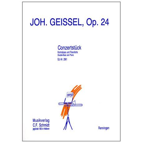 Geissel, J. : Konzertstück