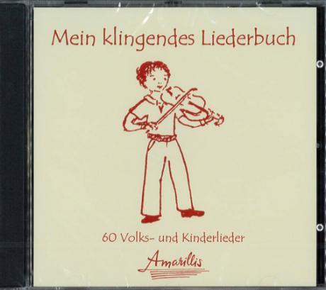 Scheungraber, E.: Mein Liederbuch für das Ensemble - CD