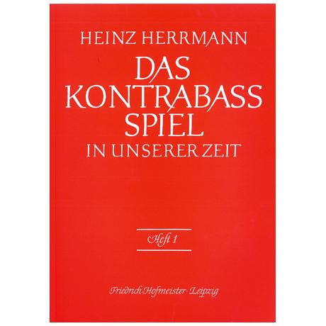 Herrmann, H.: Das Kontrabass-Spiel in unserer Zeit
