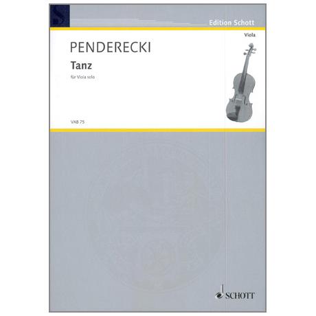Penderecki, K.: Tanz