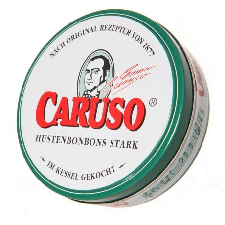 CARUSO Hustenbonbons