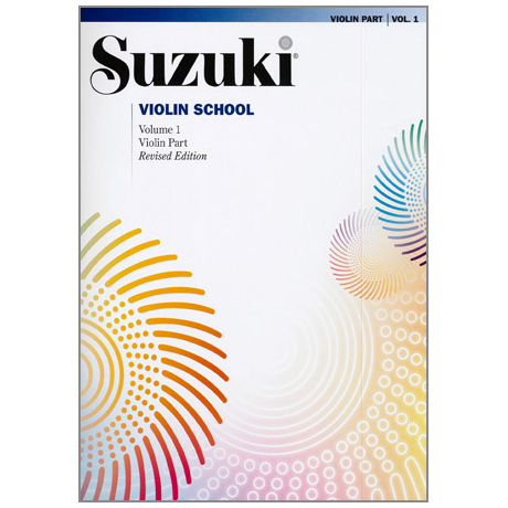 Suzuki Violin School Vol.1