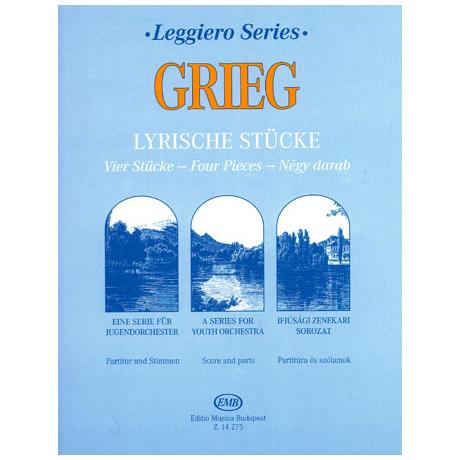 Leggiero - Grieg: Lyrische Stücke