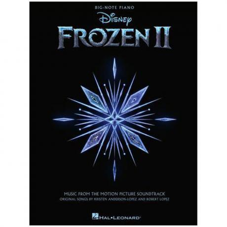 Andersen-Lopez, K. und R.: Disney Frozen II – Big Note Piano