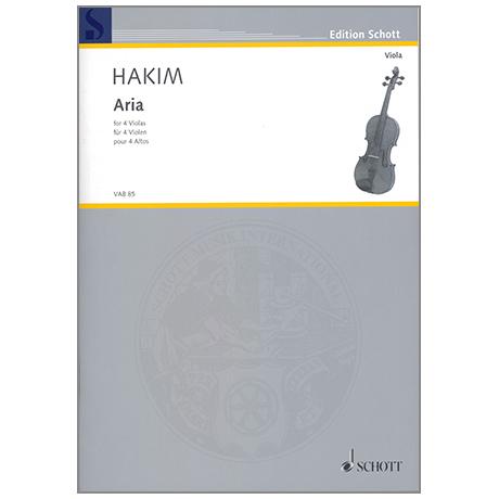 Hakim, N.: Aria