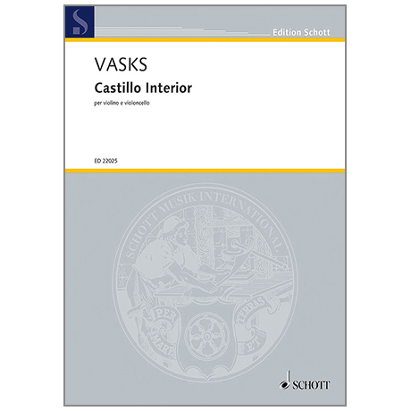 Vasks, P.: Castillo Interior
