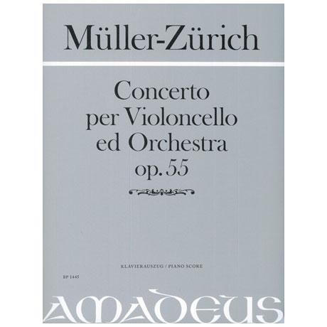 Müller-Zürich: Concerto Op.55
