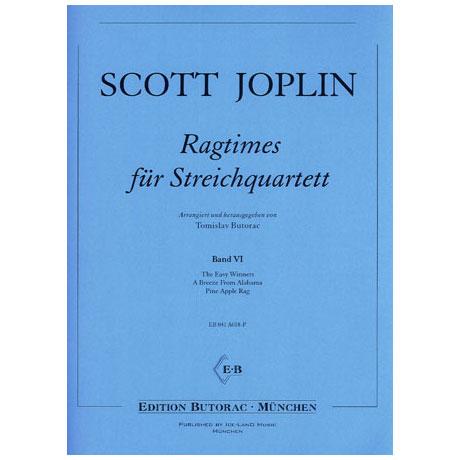 Joplin, S.: Ragtimes - Band 6