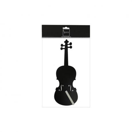 Kreidetafel Violin