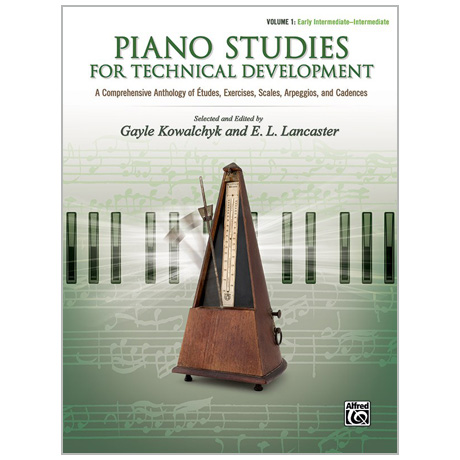 Piano Studies for Technical Development Band 1