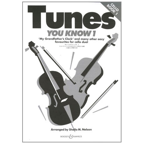Nelson, S.M.: Tunes You Know Band 1