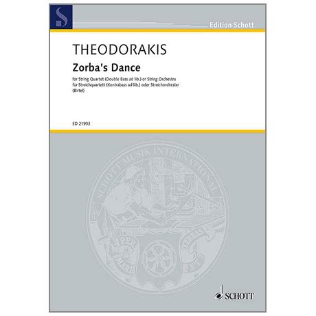 Theodorakis, M.: Zorba's Dance