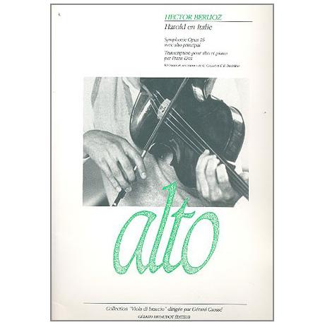 Berlioz, H.: Harold en Italie Op. 16