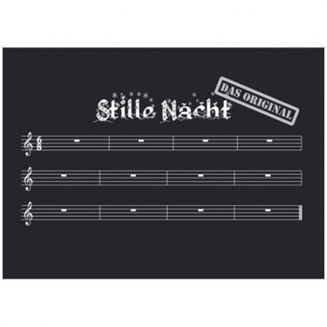 Postkarte »Stille Nacht – Das Original«
