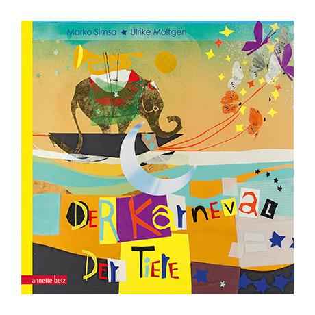 Simsa, M. / Möltgen, U.: Der Karneval der Tiere (+CD)