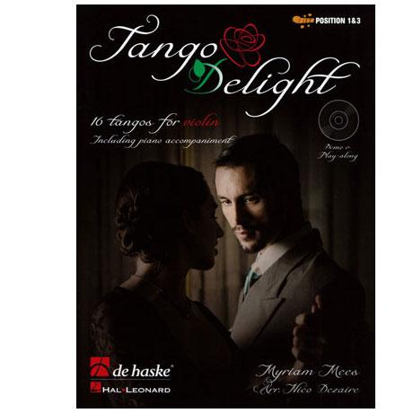 Mees, M.: Tango Delight (+CD)