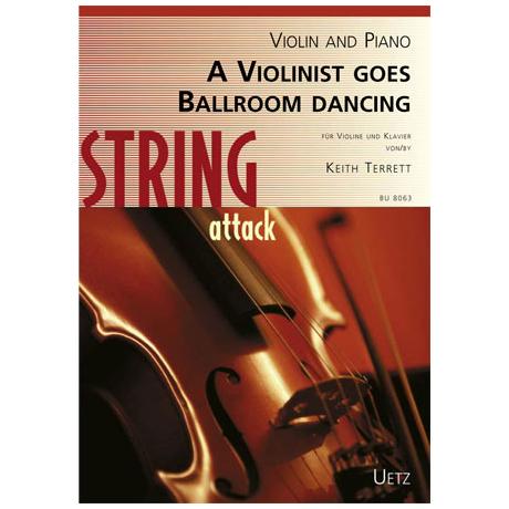 Terrett, K.: A Violinist goes Ballroom Dancing