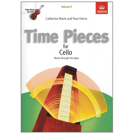 Black, C. u. Harris, P.: Time Pieces Band 3