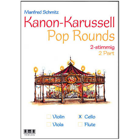 Kanon-Karussell - Pop Rounds (2-stimmig)