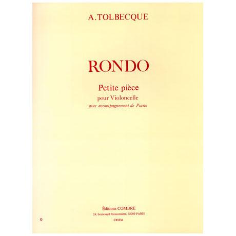 Tolbecque, A.: Rondo – Petite Pièce
