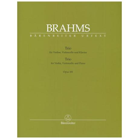 Brahms, J.: Klaviertrio Op. 101 c-Moll