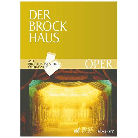 Der Brockhaus Oper + OpernCards