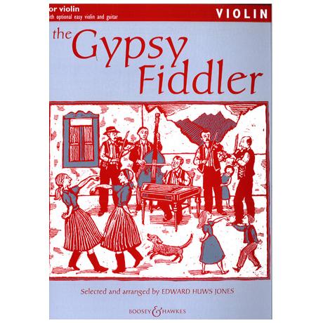 The Gypsy Fiddler Violin