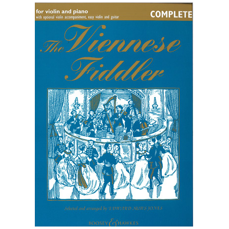 The Viennese Fiddler Complete