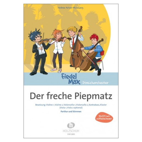 Holzer-Rhomberg, A.: Der freche Piepmatz