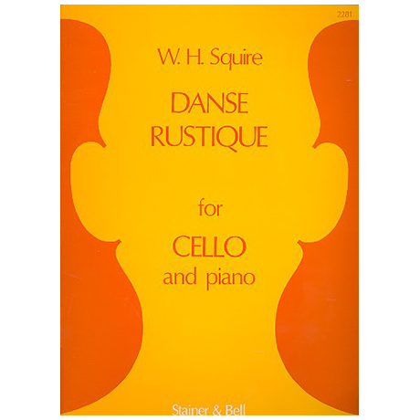 Squire, W. H.: Danse rustique