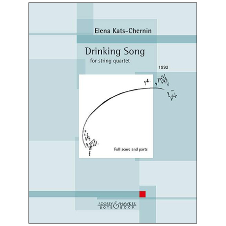 Kats-Chernin, E.: Drinking Song