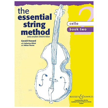 Nelson, S. M.: The Essential String Method Vol. 2 – Cello