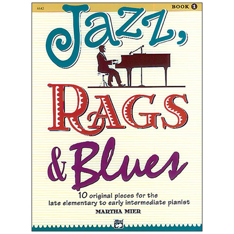 Mier, M.: Jazz, Rags & Blues Band 1