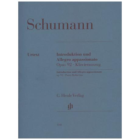 Schumann, R.: Introduktion und Allegro appassionato Op. 92