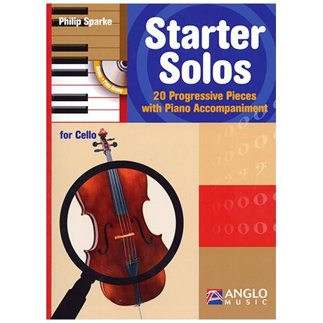 Sparke,P.: Starter Solos (+CD)