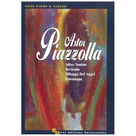 Piazzolla, A.: 4 Tangos