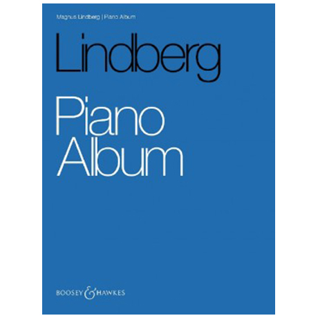 Lindberg, M.: Piano Album