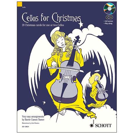 Cellos for Christmas (+CD)