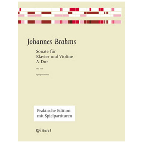 Brahms, J.: Sonate A-Dur Op.100