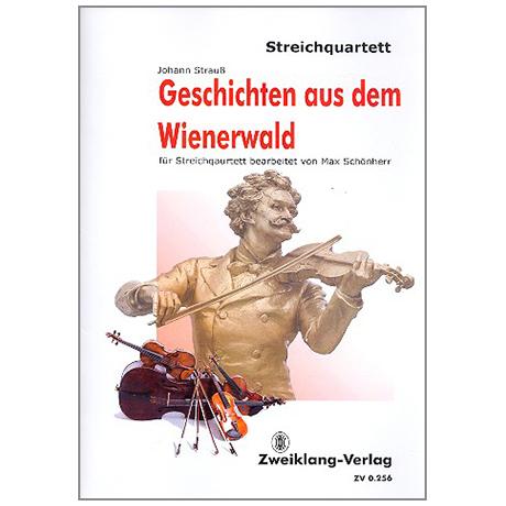 Strauß, J.(Sohn): Geschichten aus dem Wienerwald Op.325