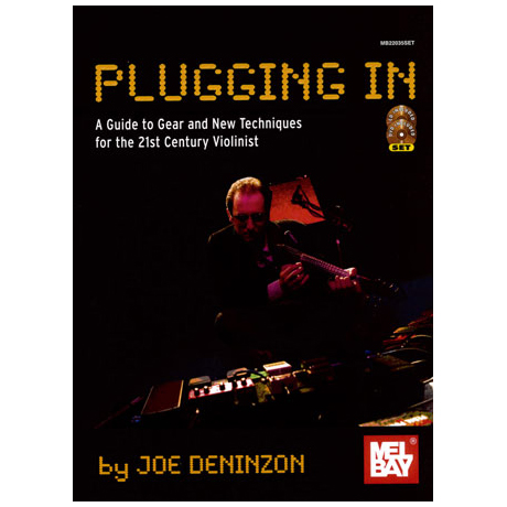 Plugging In (+CD+DVD)