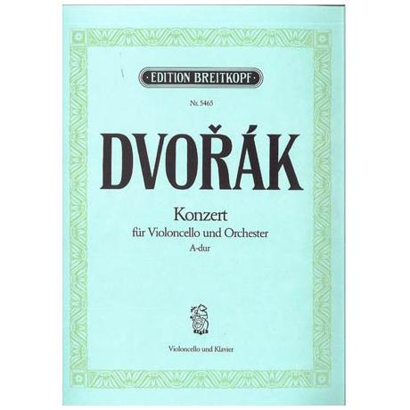 Dvořák, A.: Konzert o.Op. A-Dur