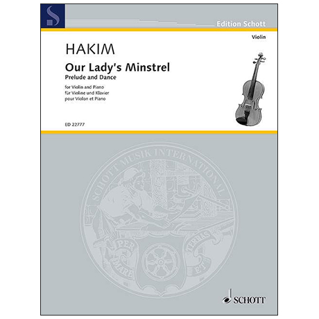 Hakim, N.: Our Lady's Minstrel